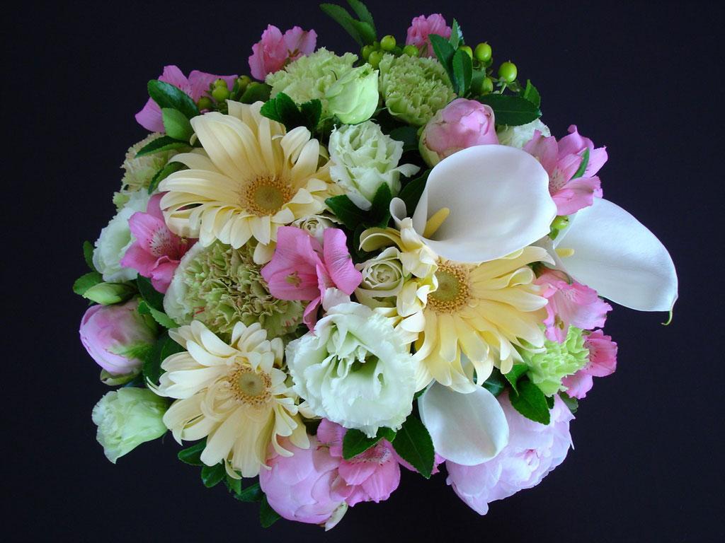 Картинки цветы необычные букеты 6