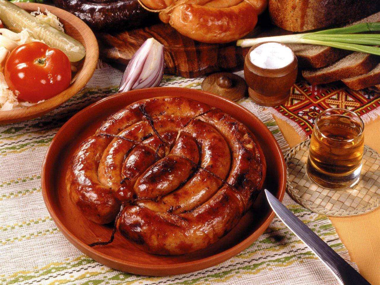 Готовим колбасу из СССР дома